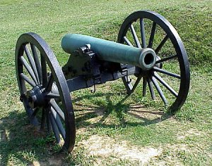 Napoleon Cannon. Image Courtesy of www.civilwarartillery.com