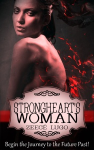 Strongheart's Woman with logo-3