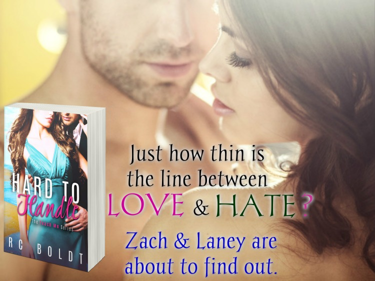 HTH love and hate teaser with 3D book