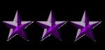 3 blog stars