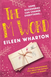 Eileen Wharton - The M Word_cover_high res