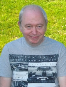 Mark Tilbury Author Pic
