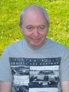 Mark Tilbury Author Pic