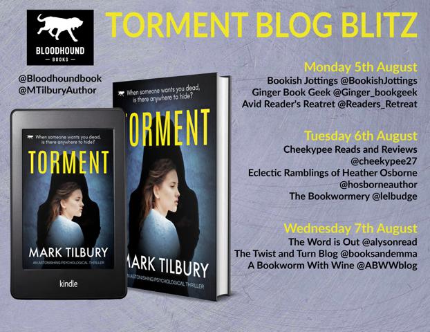 Torment Blog Blitz