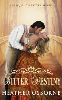 Bitter Destiny final ebook cover