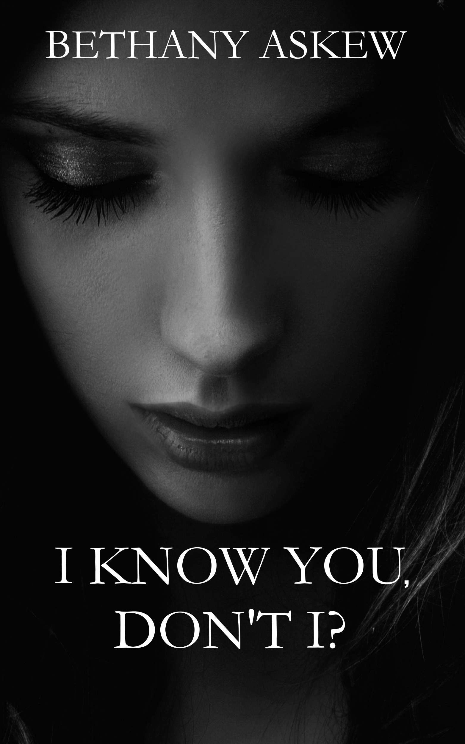 Cover_I Know You, Don't I