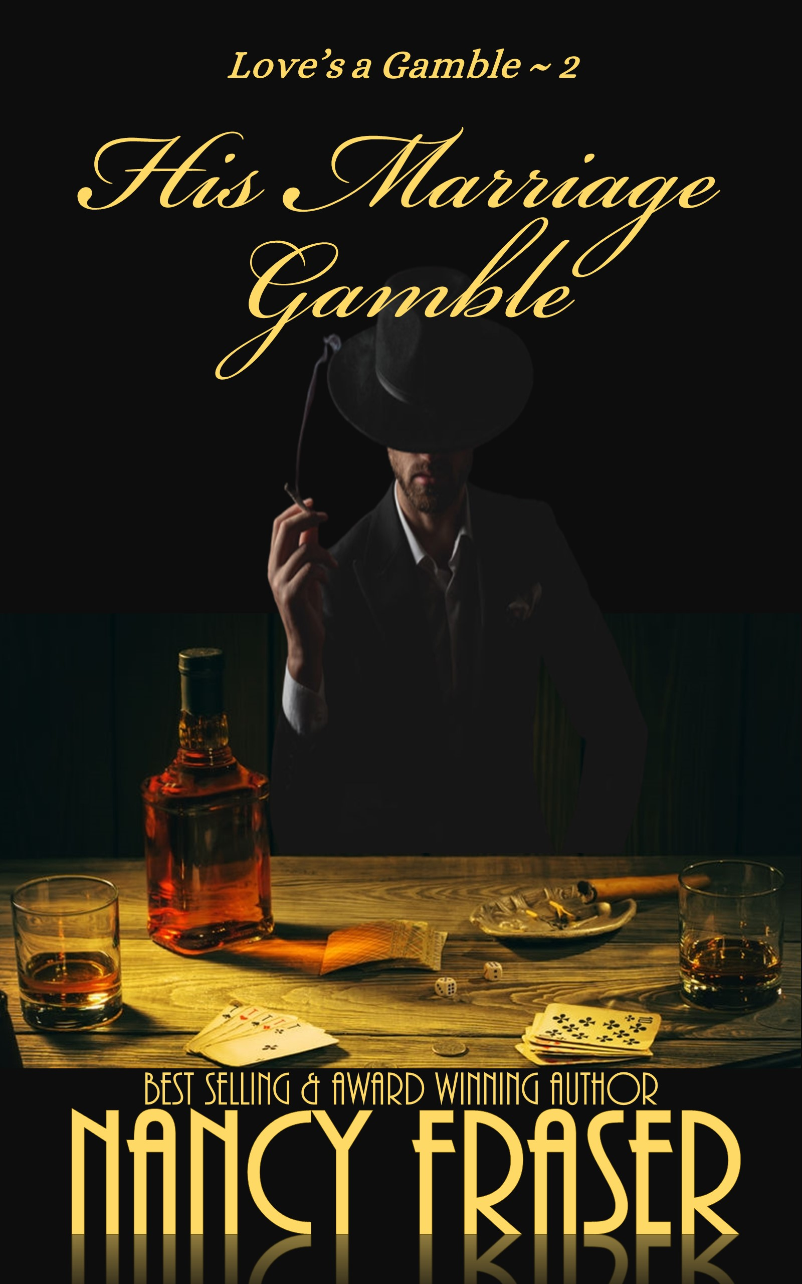 BookCover_His Marriage Gamble