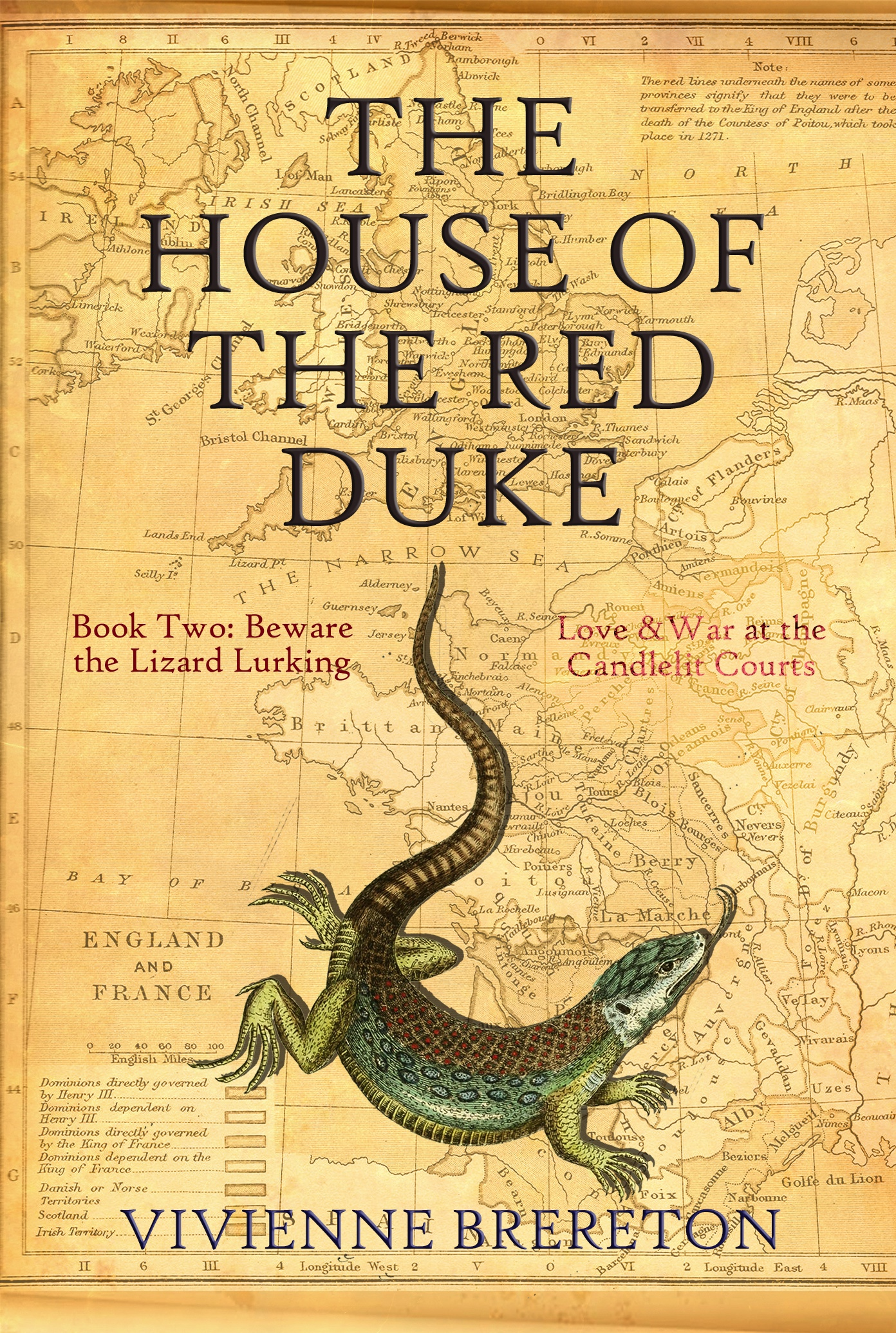 The House of the Red Duke 2