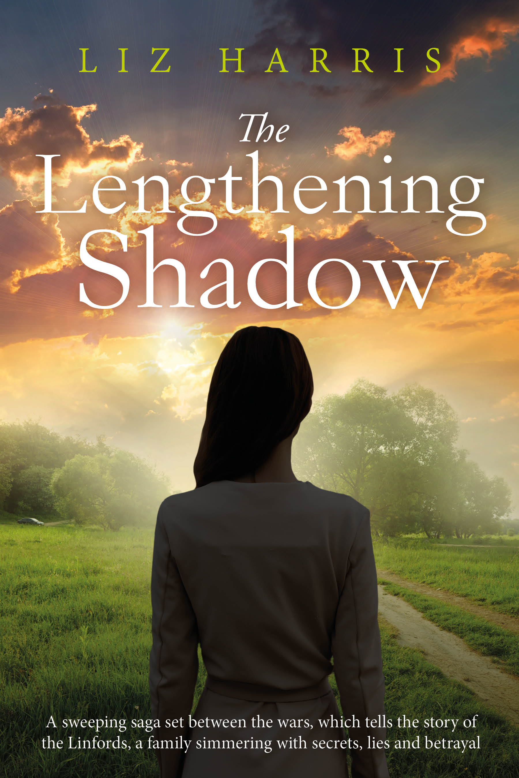 The Lengthening Shadow Cover LARGE EBOOK