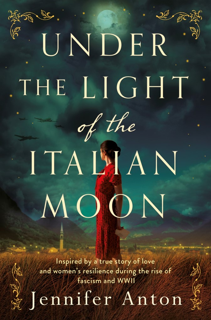 jConfidential- Cover Under the Light of the Italian Moon
