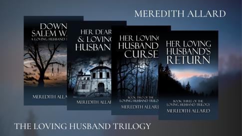 The Loving Husband Trilogy Banner