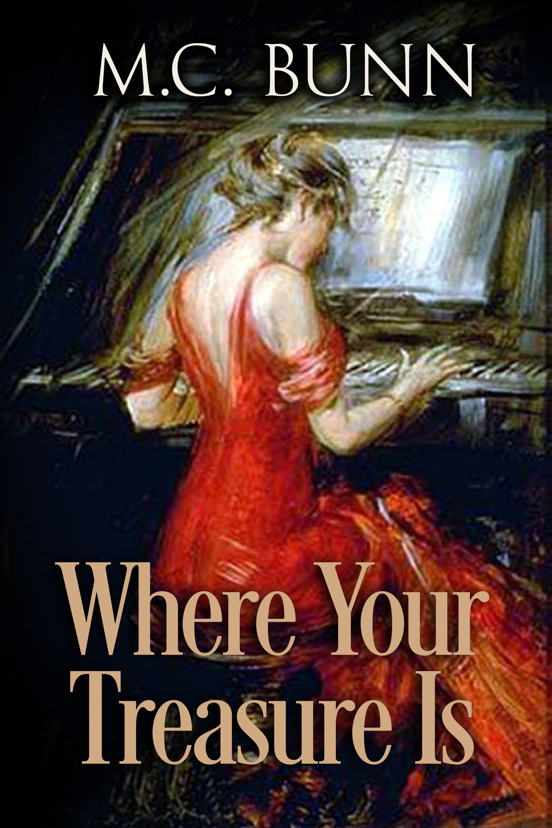 Where Your Treasure Is Cover