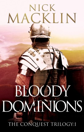 Bloody Dominions Cover